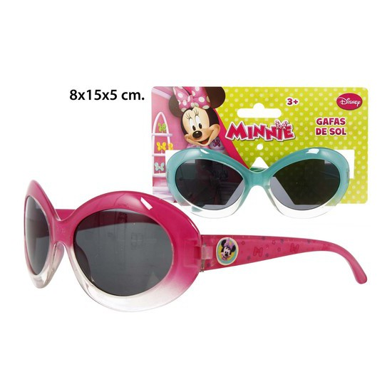 GAFAS DE SOL COLORES SURTIDOS, DISNEY, -MINNIE-, 1UDS.