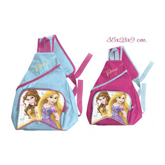 MOCHILA GRANDE, DISNEY, -PRINCESS-