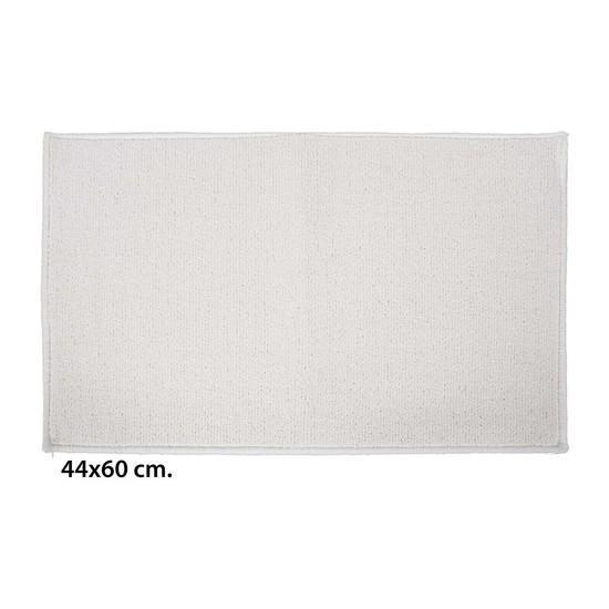 ALFOMBRA WHITE, WAT, 44X60CM.