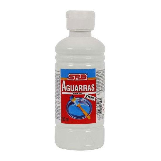AGUARRAS SIMIL, BURSOL, 250ML.