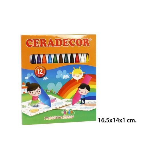 CERADECOR, MASTERCLASS KIDS, 12UDS.