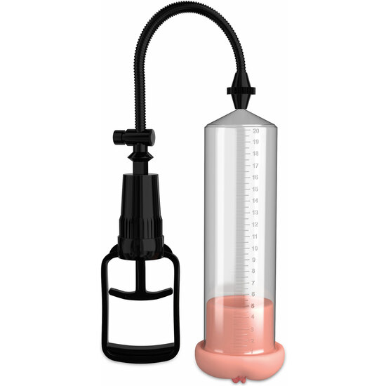 PUMP WORX BOMBA DE ERECCION CON VAGINA