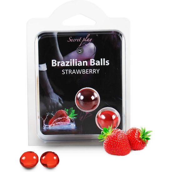 SECRET PLAY BRAZILIAN BALLS AROMA FRESA