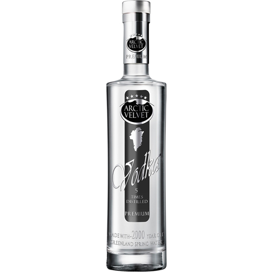 VODKA ARCTIC VELVET