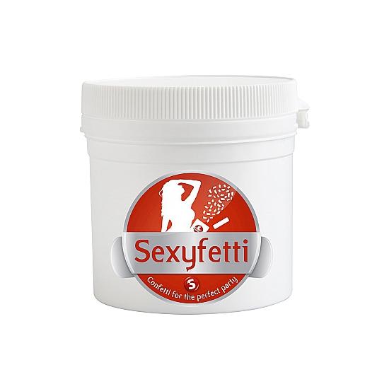 SEXYFETTI CONFETTI ROJO