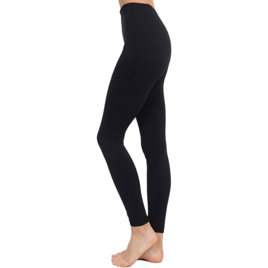 LEGGINGS BASICS PUSH UP NEGRO