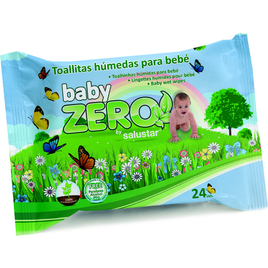 TOALLITAS INFANTILES 24UD