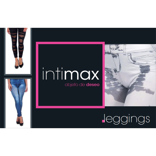 CATÁLOGO LEGGINGS INTIMAX