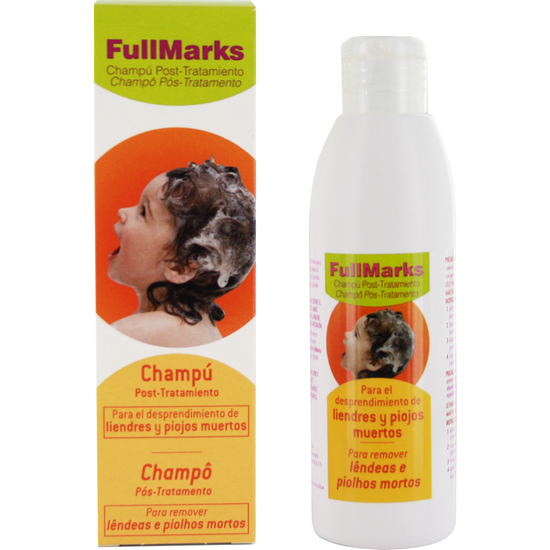 FULL MARKS CHAMPU POST TRATAMIENTO 150 ML