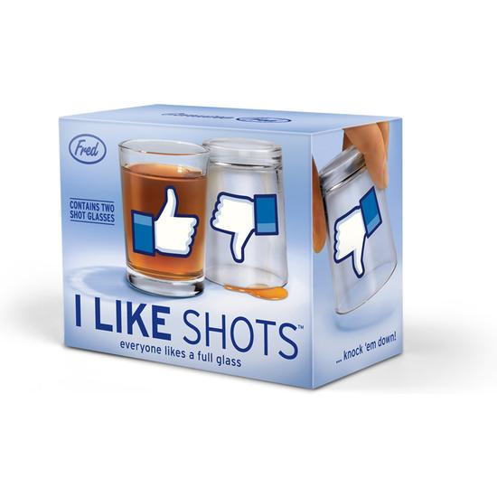 I LIKE SHOTS