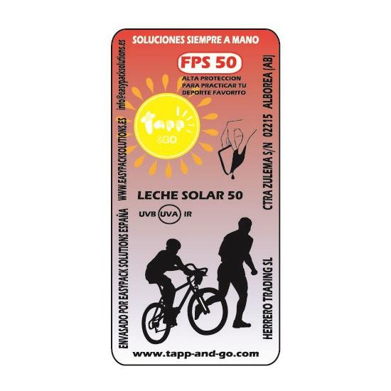 LECHE SOLAR DEPORTIVA FPS 50 3 GR