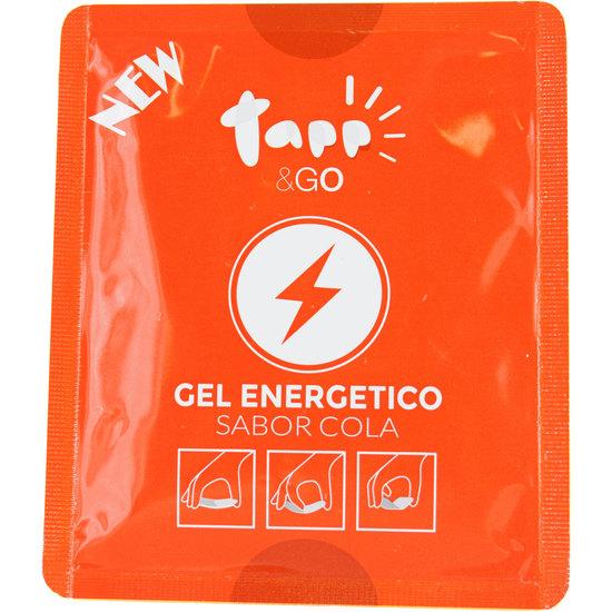GEL ENERGETICO SABOR COLA 25 GR