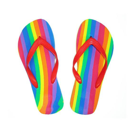 CHANCLAS ORGULLO LGBT