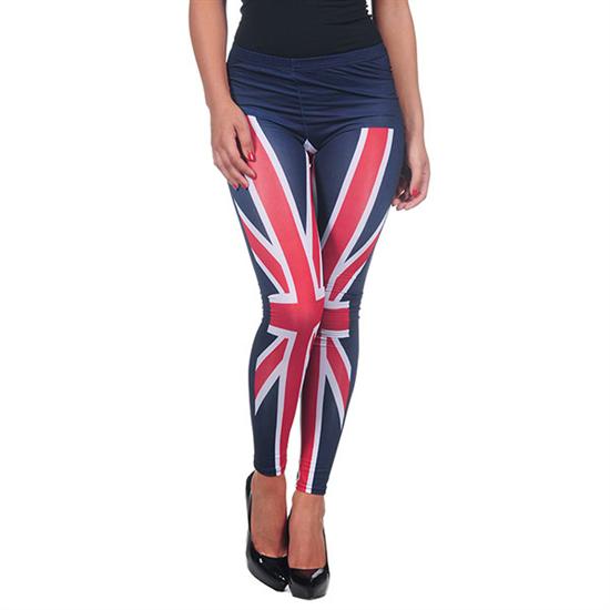 INTIMAX UK LEGGING BLUE