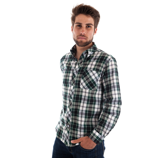 CAMISA NEW YORK DE CUADROS