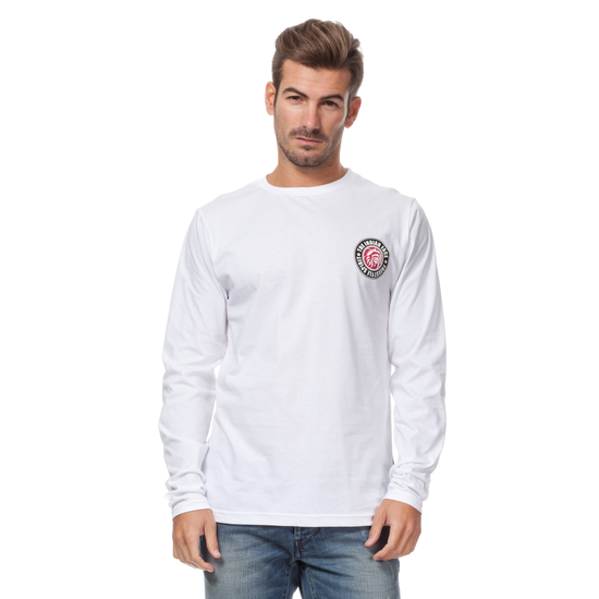 CAMISETA ML URBAN CLASSICS BLANCA