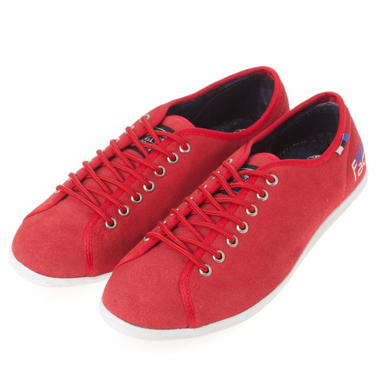 ZAPATILLAS INDIAN GENERATION ROJA